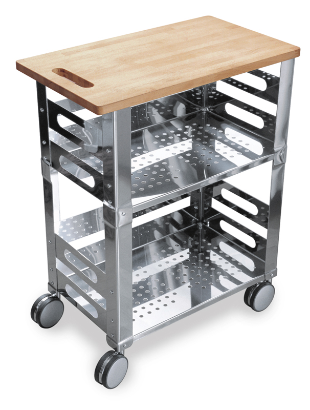 Pub kitchen trolley design pepe tanzi e pier ugo boffi for Kitchen trolley design